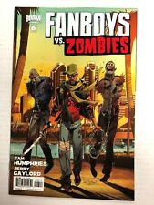 Fanboys vs Zombies #6 Comic Book Boom! 2012