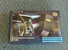 Genuine Original Ericsson HF 7600 Carkit Car Kit Handsfree