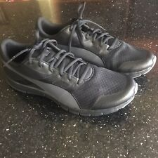 Puma Soft Shoe Factory Footwear 11.5 Black Black