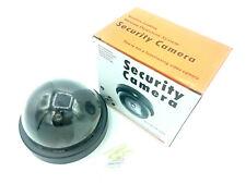 Überwachungskamera Cam Klein LED Fake Camera Attrappe Alarm Spion Security Video