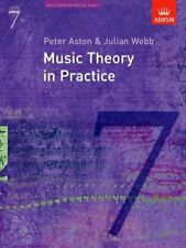 ABRSM-MUSIC THEORY IN PRACTICE GRADE 7 MUSIC BOOK-EXAMINATION MATERIAL-BRAND NEW