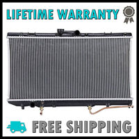 1407 New Radiator For Toyota Celica 1990 1991 1992 1993 1.6 L4 Lifetime Warranty