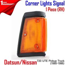 For Datsun/Nissan 720 UTE Pickup Truck 1980-1986 Corner Right Signal Lamp RH 1x