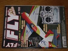 $$$ Revue Fly International N°155 Plans encartes Xenon et Drenalyn  MX-24s