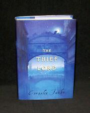 Cornelia Funke - The Thief Lord - 2002 Chicken House HC - True 1st w/VFn dj