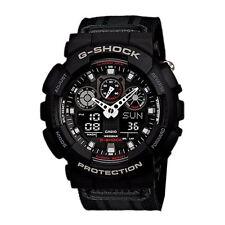 CASIO G-Shock GA-100MC-1A Military Cloth Series GSHOCK New