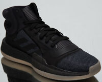 adidas Marquee Boost Men's New Grey Core Black Khaki Basketball Shoes BB9300