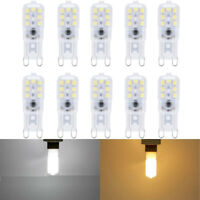 Dimmable G9 2835 220V Cool/Warm White 14/22led Lamp Bulb LED LightBDAU
