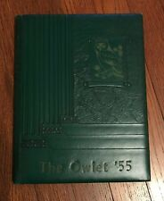1955 The Owlet Yearbook - Dickens, Texas - Grades 12 - 1
