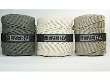 4mm (0,16 Inches) Natural Cotton Cord , Macrame Cord , Macrame Rope , Supplies