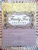Family Tree Legacies PRESERVING MEMORIES THROUGHOUT TIME With CD Diane Haddad
