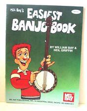 Mel Bay's Easiest Banjo Book