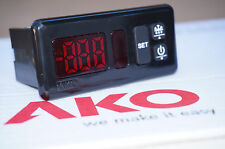 AKO D14120 120v Industrial Digital Thermostat Controller for Refrigeration