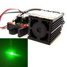 G50 532nm 50mW Green Laser Module for Stage Light/Lab/Light Source/12V/TTL/FAN