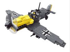 WW2 Messerschmitt BF-109 Minifiguren Spielzeug Sammeln Cobi / Lego kompa.