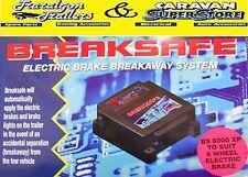 breakaway unit electric trailer brakes breaksafe 6000XP suits 2 4 6 wheels D123