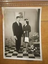 PHOTO ANCIENNE REF 217 - Mariage - Photo studio Couple