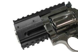 Dan Wesson 715 Revolver Dragon RIS Rail System 3D Printed