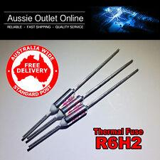 3 Pcs RY Series Metal 192 Celsius 250V 10A Cutoffs Thermal Fuse R6H2 - AU NSW