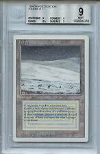 MTG Magic WOTC Revised Dual Land Tundra BGS 9.0 (9) Mint Card 1994 2284