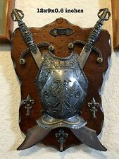 Medieval Coat of arms decor/wall mount