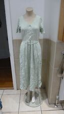 & OTHER STORIES  LADIES LIGHT GREEN   MIX SUMMER  DRESS SIZE  8  NEW