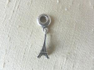 PANDORA STERLING SILVER PARIS CHARM 925
