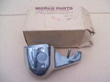 NOS MoPar 1954 Dodge Coronet left rear BUMPER GUARD 1551126