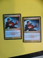 MTG Card. Dreadbore x2. RTR Sorcery