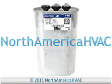 ICP Heil Tempstar Sears Oval Run Capacitor 80/5 uf MFD 370 Volt VAC 1173644