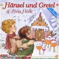 HÄNSEL UND GRETEL & FRAU HOLLE CD NEUWARE