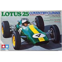 Tamiya 20044 Lotus 25 Coventry Climax 1/20 (old box)
