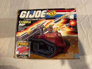GI Joe DESTRO Démon 1988 Missile Partie intacte