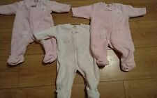 Fleece NEXT Babygrows & Playsuits (0-24 Months) for Girls