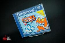 Sega Dreamcast Pal Game B CHU CHU ROCKET with Box Manual FAST FREE UK PP