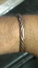 Sca, Larp, Medieval, gift Men's Copper Viking Bracelet,