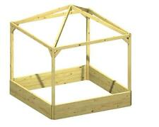 Kinderpavillon / Sandkasten BENJAMIN kdi 164x164x180cm