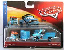 CARS - DINOCO PITTY & ROGER WHEELER - Mattel Disney Pixar