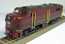 Life Like proto 2000 8366/0920 fa2 Locomotive Lehigh Valley #588