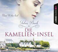 TABEA BACH - DIE KAMELIEN-INSEL - GELESEN VON ELENA WILMS  6 CD NEU