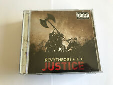 Rev Theory - Justice (CD 2011) UNPLAYED MINT 602527586243