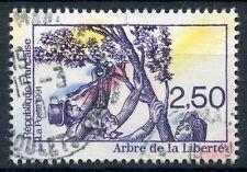 STAMP / TIMBRE FRANCE OBLITERE N° 2701 REVOLUTION / ARBRE DE LA LIBERTE
