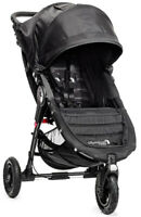 Baby Jogger City Mini GT Compact All Terrain Stroller Black / Black NEW