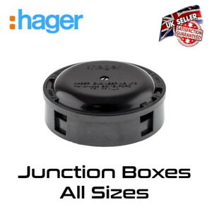 Junction Boxes Electrical 20 30 Amp - 3 4 6 Terminal - Lighting *UK Supplier*