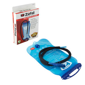 Zefal Hydration Bladder 3 Liter Replacement Bicycle Bag with Hose and Valve New