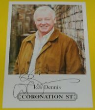 Coronation Street Signed Photos D Collectable Autographs