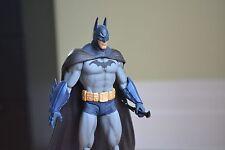 """Batman Arkham Asylum Series 1 BATMAN DC Direct Collectibles 7"""" Action Figure"""