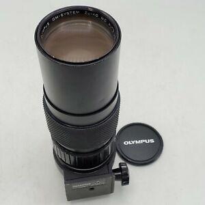 Olympus OM Zuiko 85-250mm F5 MC Auto-Zoom Lens for OM System Mount SLR Cameras