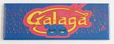 Galaga '88 Marquee FRIDGE MAGNET arcade video game header