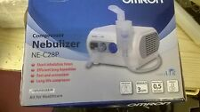 Omron NE-C28P CompAir Plus Compressor Nebuliser Inhaler Mask Medicine Inhaler NB